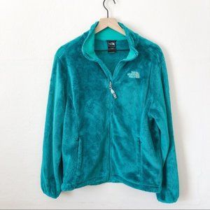 The North Face Osito Fleece Bright Teal